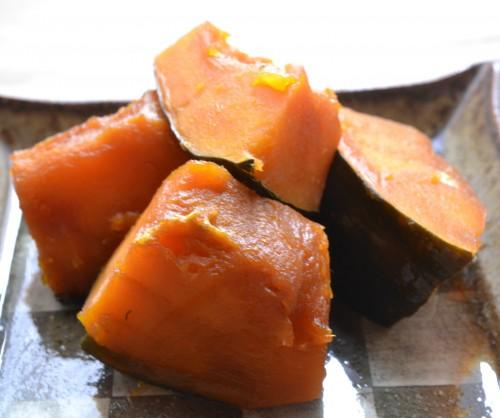 かぼちゃの煮物2